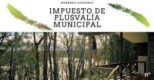 Como se calcula el impuesto de plusvalia municipal