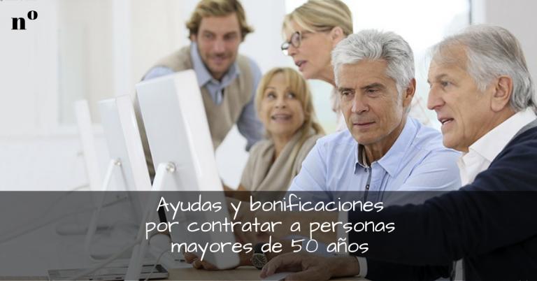 ayudas para personas de 50 años